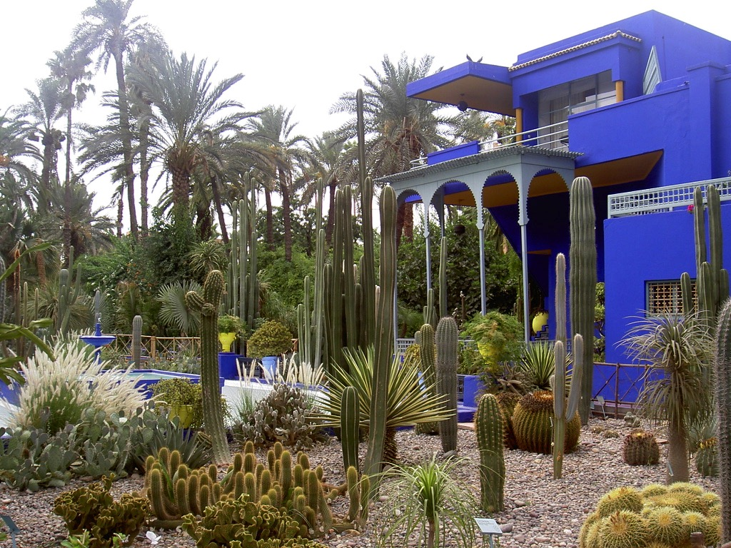 The Exquisite Moroccan Gardens Of Jacques Majorelle J Aipur Journal