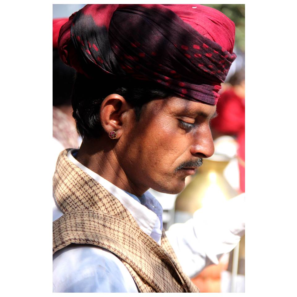 Desi men in Turban