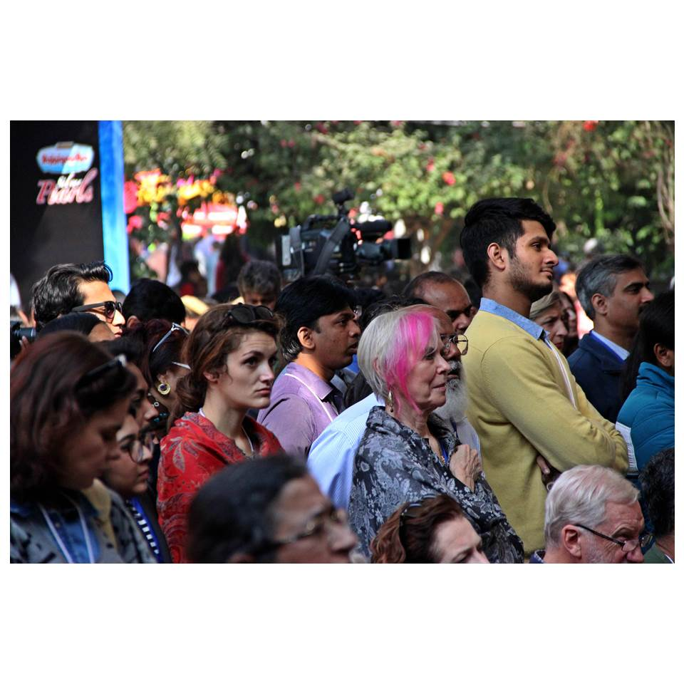 People from different countries gathers for JLF