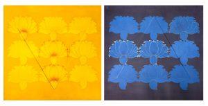 The Sacred Garden, Olivia Fraser, Rupi Sood, J'aipur Journal, Jaipur, Jaipur Journal, Sundaram Tagore Gallery, New York art galleries, independent magazines, arts and culture magazines