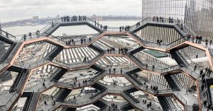 The Vessel, Hudson Yards, Heatherwick Studio, Indian Stepwells, The Vanishing Stepwells of India, famous architects, Indian architecture, New York architecture