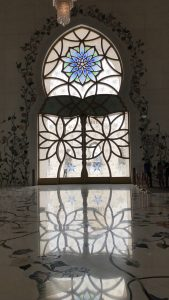 Abu Dhabi, Middle Eastern art, Sheikh Zayed Grand Mosque, arabic art, city guides, Abu Dhabi city guide, travel magazine, art guides, Louvre Abu Dhabi, Abu Dhabi Art, travel guides, Eastern art, J'aipur Journal, Rupi Sood, editor picks, islamic art, arabesque patterns